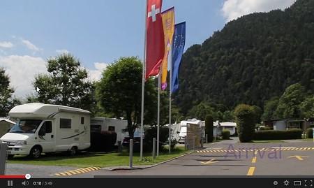 Schauen Sie sich das Video des Camping Lazy Rancho in Unterseen bei Interlaken auf Youtube an!